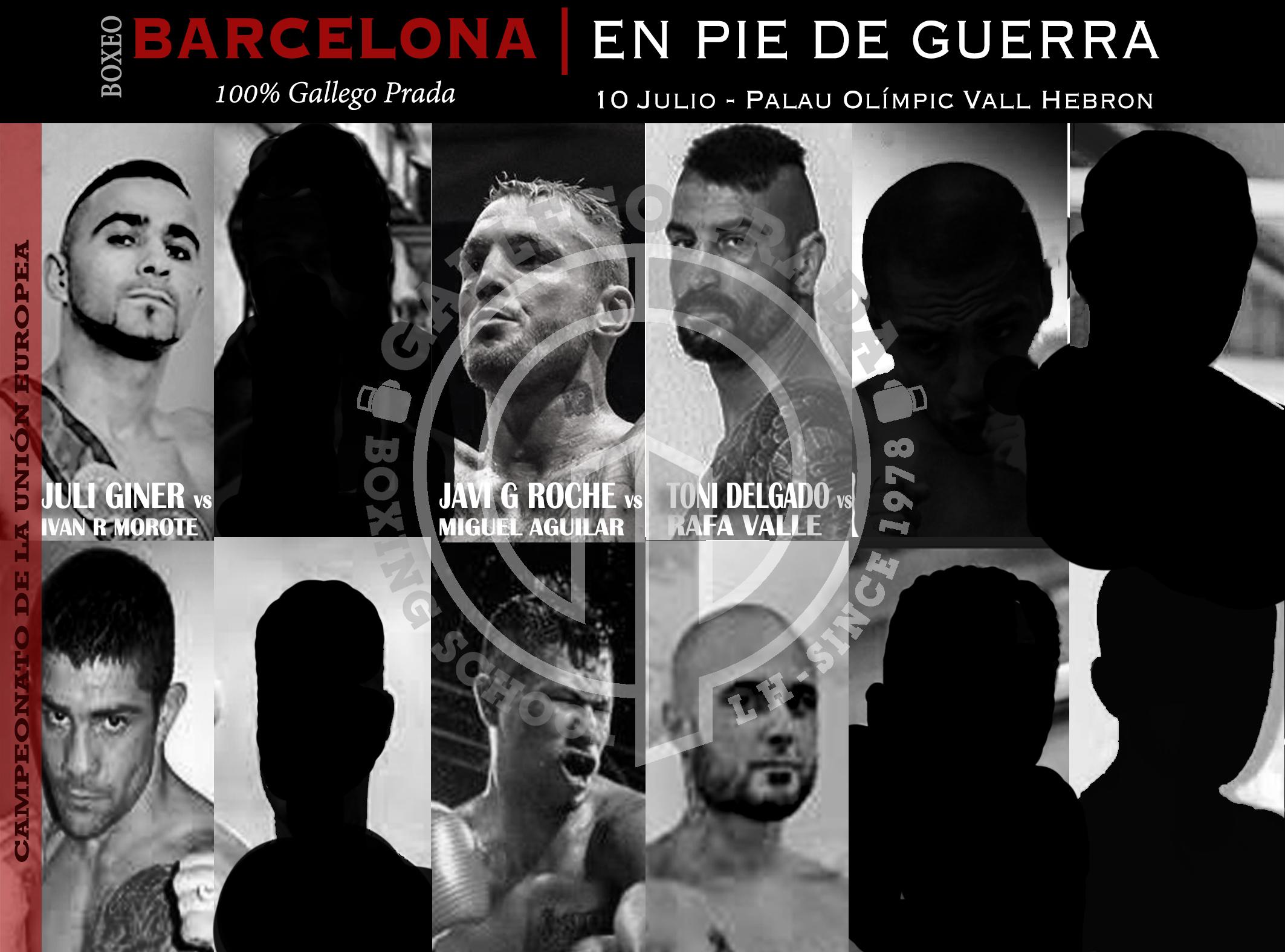 Barcelona en pie de guerra - f3