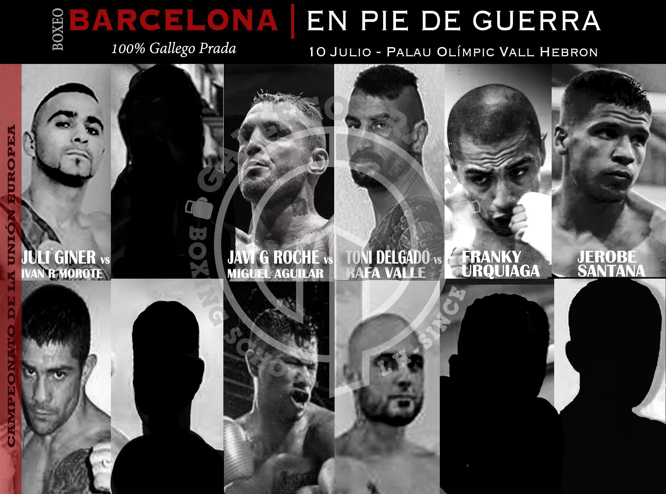 Barcelona en pie de guerra - f5