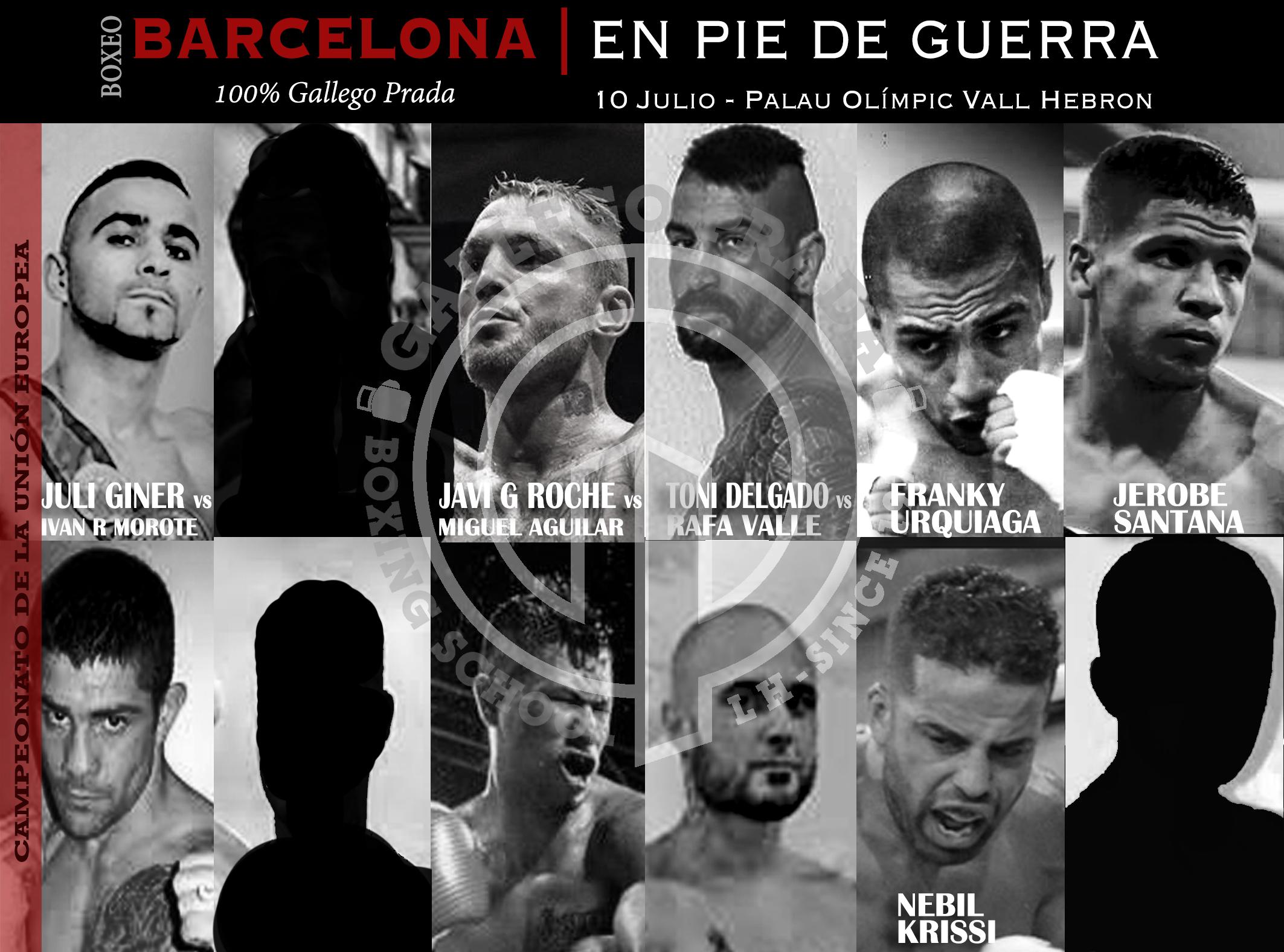 Barcelona en pie de guerra - f6