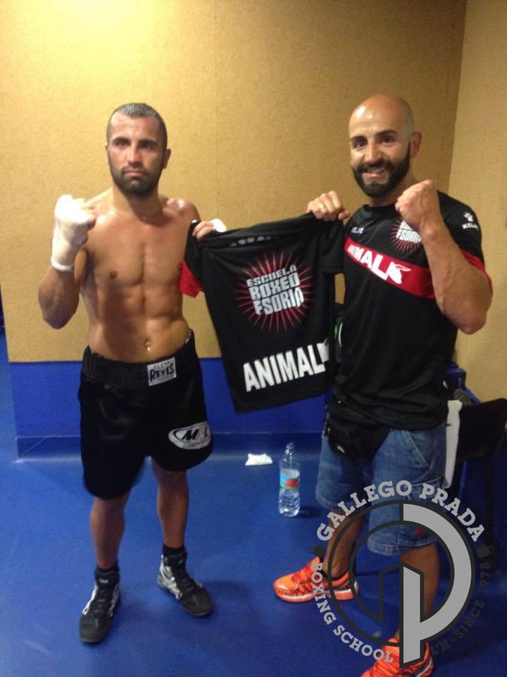 Felix y Marcos Soria (Madrid)