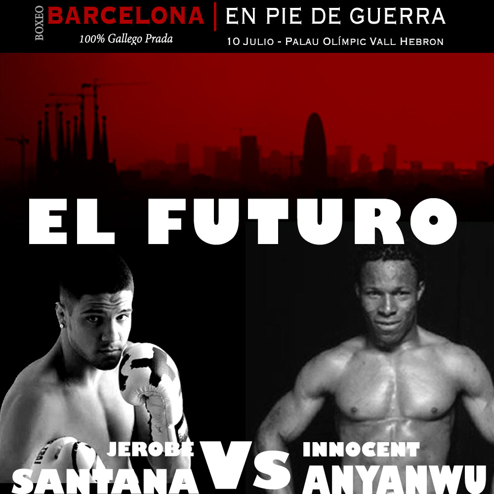 Jerobe Santana vs Innocent Anyanwu