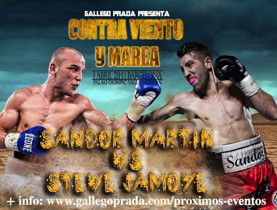 Sandor Vs Jamillo Gallego Prada