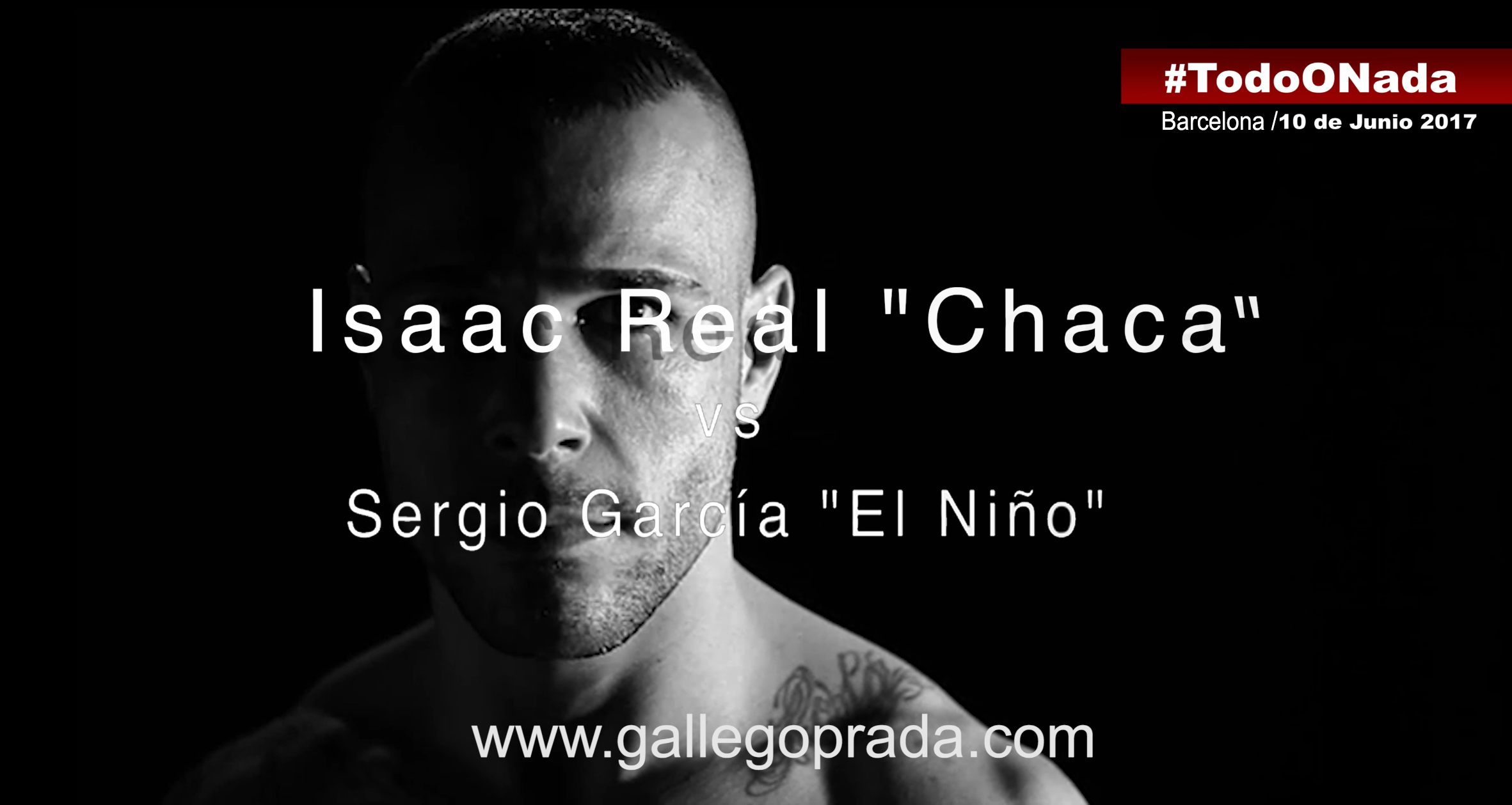 Isaac Real vs Sergio García