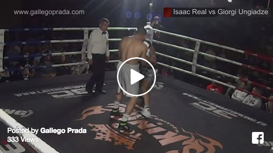 Isaac-Real-vs-Giorgi-Undiadze-Video