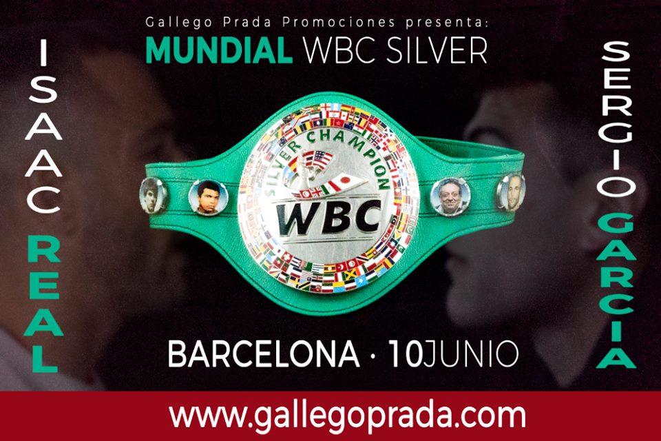 Cinturón Mundial WBC Silver